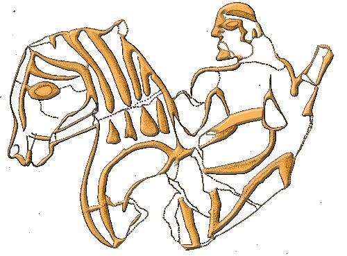 truscan Acropolis Acroterion Acquarossa Poggio Civitate