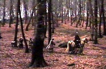 Tuscia for Film Fanatics Monicelli Armata Brancaleone Cimini Mountains