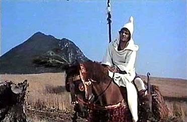 Tuscia for Film Fanatics Monicelli Armata Brancaleone Soratte Mountain