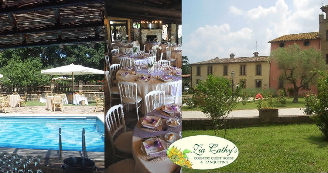 Eventi Zia Cathys Country House Civita Castellana