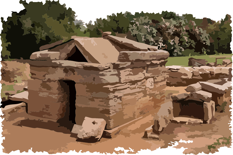 Etruscan Corner Tombe Etrusche Tomba a Edicola Populonia