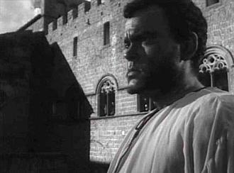 Tuscia Location di Film entrati nella Storia del Cinema Orson Welles Othello Viterbo