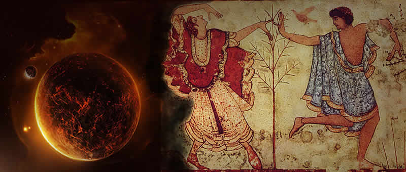 Cosmogonia Etrusca
