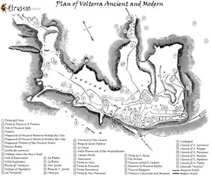 Mappa di Volterra