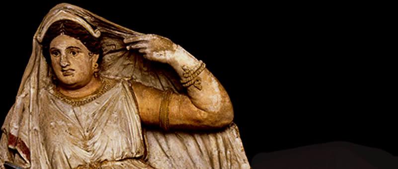 Ritratti Etruschi Facce da Etrusco