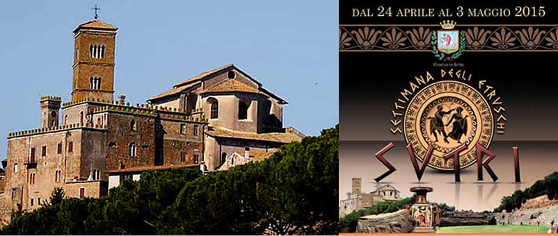 Etruscan Corner Sutri Settimana degli Etruschi