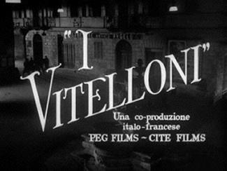Etruscan Corner Tuscia Film Fellini Fotogramma Vitelloni