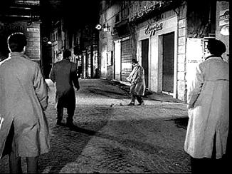 Etruscan Corner Tuscia Film Fellini Vitelloni Viterbo Piazza Erbe