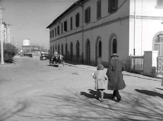Etruscan Corner Tuscia Film Fellini Vitelloni Viterbo Viale Trento