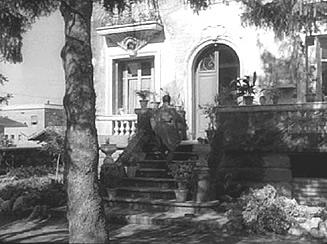 Etruscan Corner Tuscia Film Fellini Vitelloni Viterbo Villa Corso Trieste