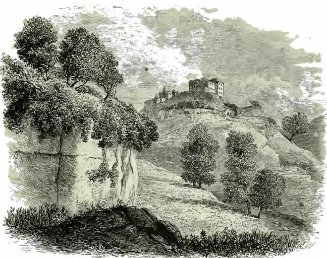 Necropoli Etrusche Etruscan Corner