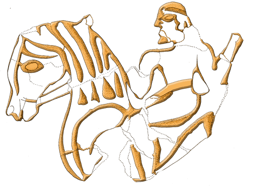 Acropoli Etrusche Acroterion Acquarossa Poggio Civitate