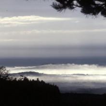 Etruscan Corner Lago di Vico e Monti Cimini Panorama Invernale