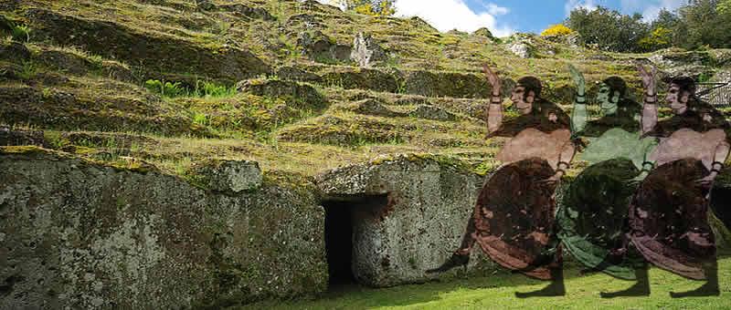 Passeggiando con gli Etruschi