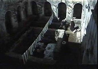 Il complesso monastico risale al '500 e fu fatto edificare da Gabriele Francesco Farnese.