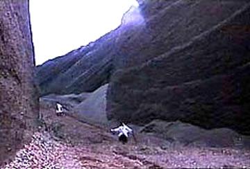 Etruscan Corner Tuscia Film Monicelli Armata Brancaleone Valentano