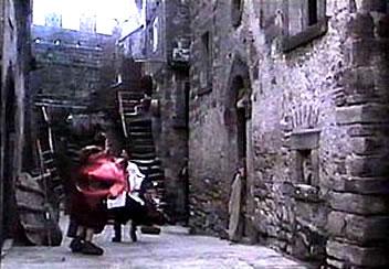 Etruscan Corner Tuscia Film Monicelli Armata Brancaleone Vitorchiano