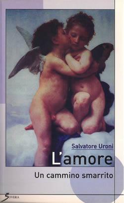 Salvatore Sroni Copertina Libro L'Amore Un Cammino Smarrito Etruscan Corner
