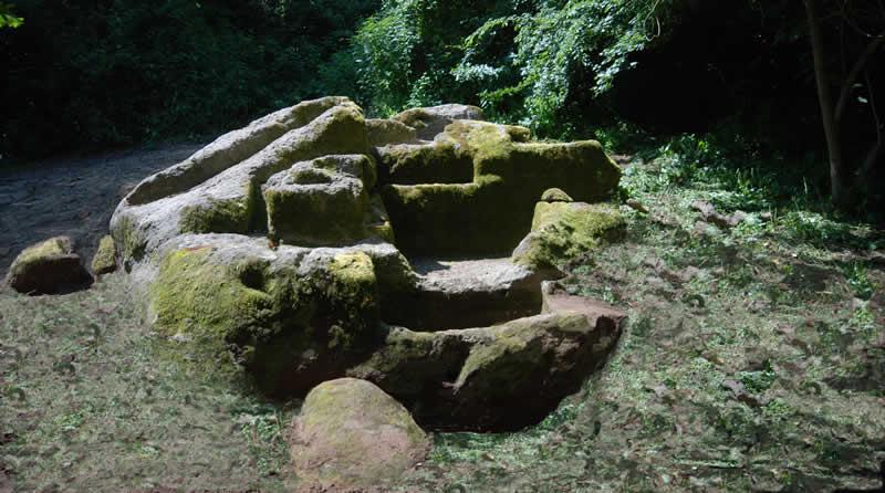 Altare Rupestre di Acquarossa