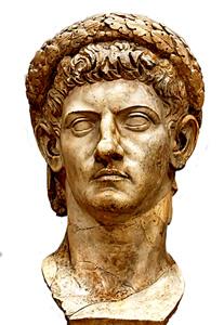 Etruscan Corner Imperatore Claudio