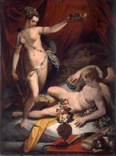 Eros nel Rinascimento