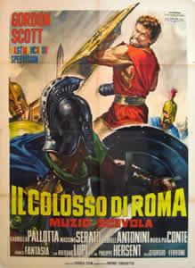 Etruscan Corner Etruschi al Cinema Colosso di Roma