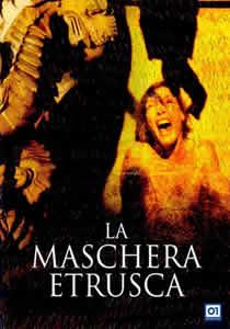 Etruscan Corner Etruschi al Cinema Maschera Etrusca