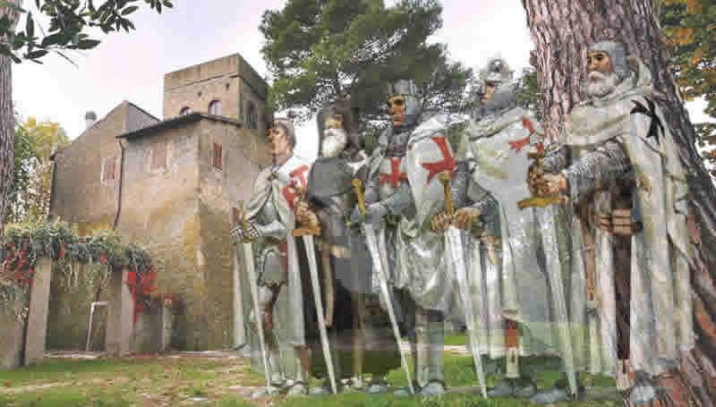 Etruscan Corner Tuscia Events Templari tra Storia e Leggenda
