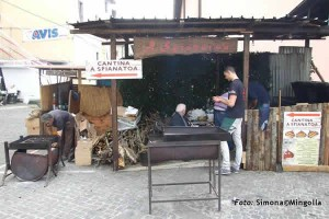 Etruscan Corner Festa Castagna Canepina