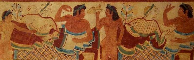Banchetti Etruschi