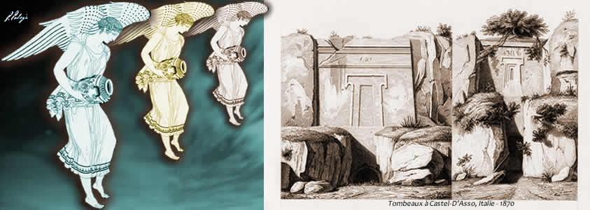 Etruscan Corner Ricerca Immortalita