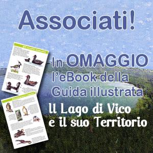 Associazione Culturale Etruscan Corner Ebook Guida Lago di Vico Omaggio