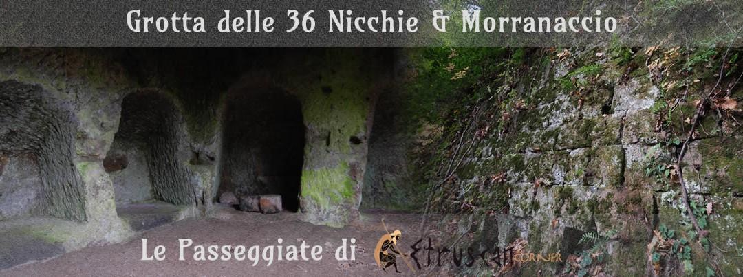 Morranaccio e Grotta delle 36 Nicchie