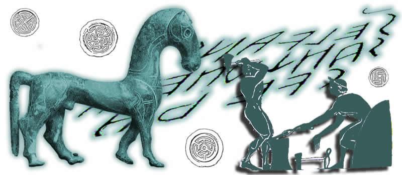 Origine della Metallurgia negli Antichi Racconti