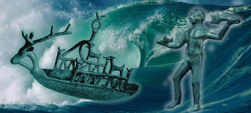 Etruschi e Popoli del Mare