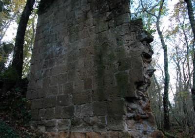 Morranaccio Muro Medioevale Le Passeggiate di Etruscan Corner
