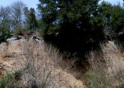 Morranaccio Vista da Sud Ovest Le Passeggiate di Etruscan Corner