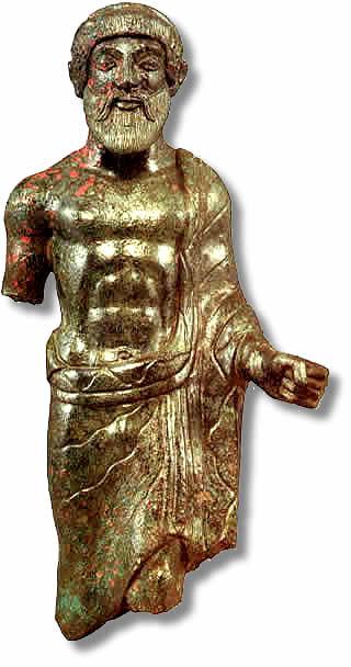 Calendario Etrusco Divinità Etrusche Tinia
