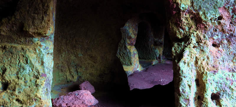 Grotta delle 36 Nicchie