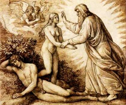 Origini dell'Uomo Creazionismo Evoluzionismo Disegno Intelligente. Adamo ed Eva