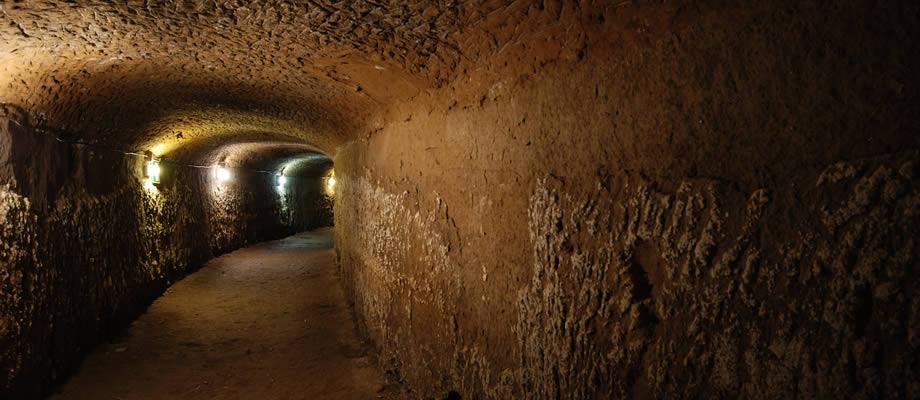 Il Tumulo della Cuccumella a Vulci Labirinto Etruscan Corner