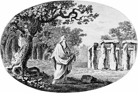 Scrittura Arcaica Druido