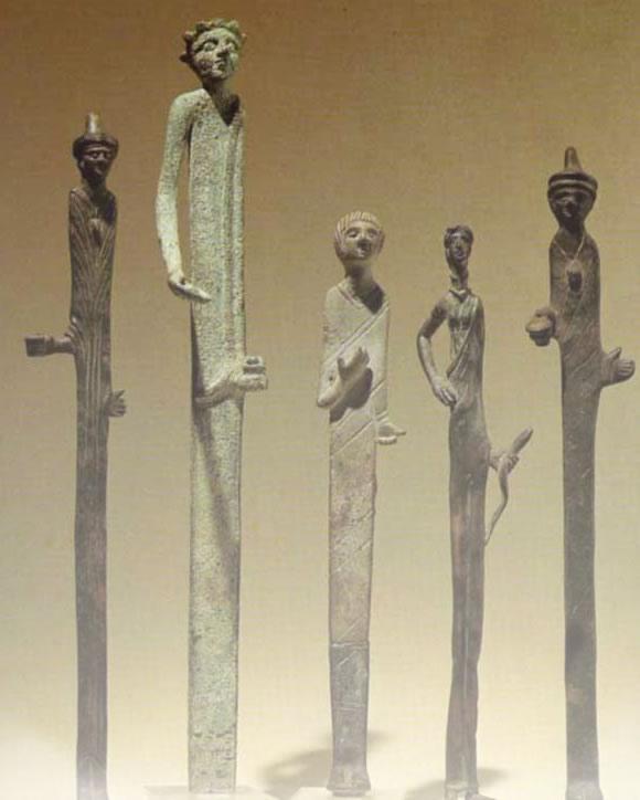 Etruria Preistorica Prima degli Etruschi Rinaldoniani Giganti