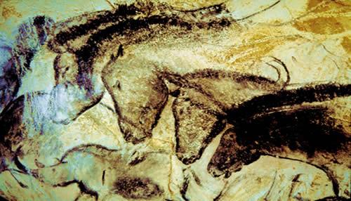 Grotte Sacre Chauvet Francia Animali Sacri Estruscan Corner