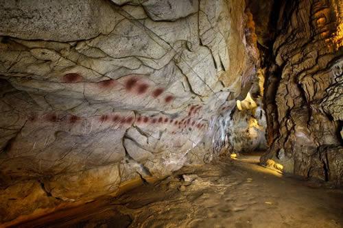 Grotte Sacre El Castillo Spagna Estruscan Corner