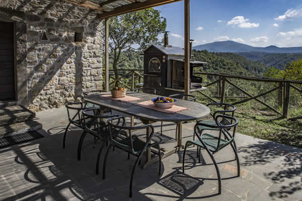 Weekend di Apprendimento Esperienziale ad Acquarossa Veranda Panoramica