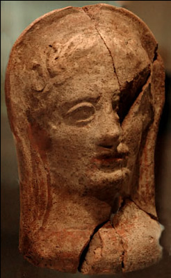 Feronia Santuario di Pantano Boschi Sacri Etruscan Corner