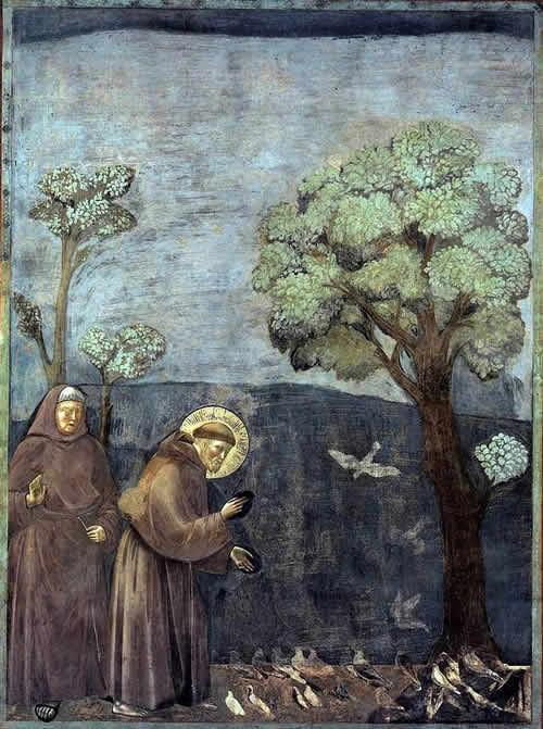 San Francesco Cantico delle Creature Boschi Sacri Etruscan Corner