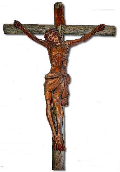Il Miracolo di Sutri Tracce del Passato Etruscan Corner Crocifisso