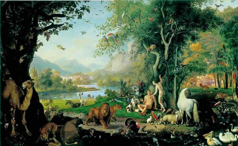 Paradiso Terrestre Giardini Sacri